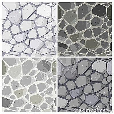 Seamless Stonewall pattern