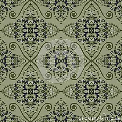 Seamless tappningwallpaper