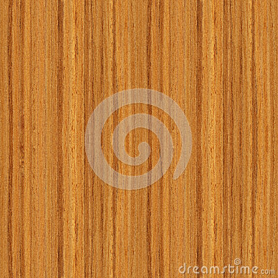 Seamless teak (wood texture) Stock Photo