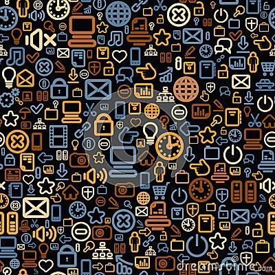 Seamless Technology Pattern