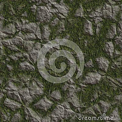Free Seamless Terrain Texture Map Stock Photos - 53950033