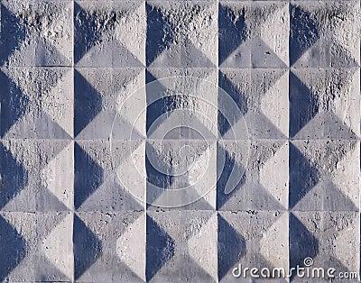 Seamless texture of concrete
