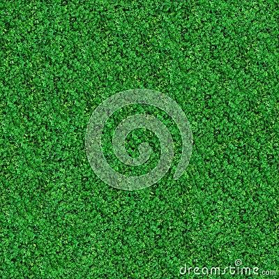 Seamless Texture. Green Meadow Grass.