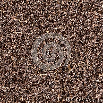 Free Seamless Texture Of Brown Soil. Stock Photos - 33886523