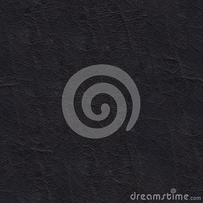 Free Seamless Texture Of Natural Black Leather Royalty Free Stock Photography - 57258977