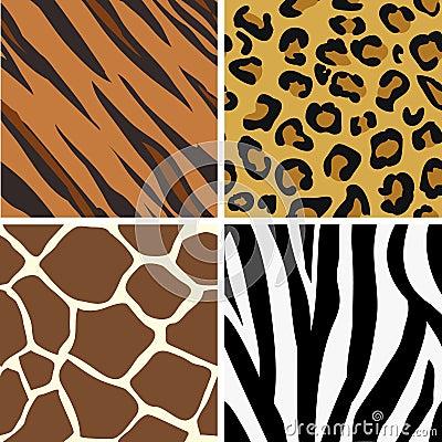 Free Seamless Tiling Animal Print P Royalty Free Stock Photo - 4833105