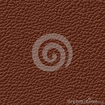 Free Seamless Vector Leather Texture Background Royalty Free Stock Photo - 25837875