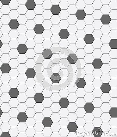 Seamless vector texture on a football theme