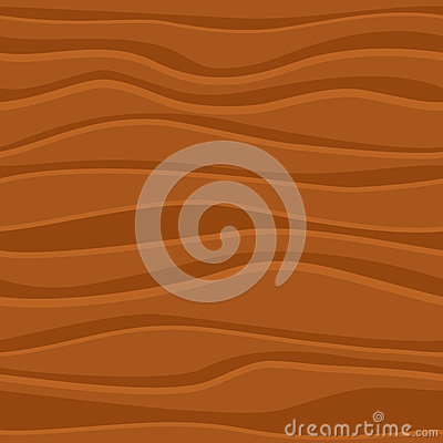 Seamless vector wood texture