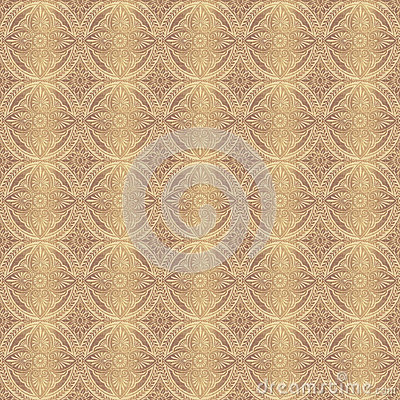 Seamless Victorian wallpaper texture pattern for interior. Victorian Wallpaper Pattern Stock Photo   Image  30023320