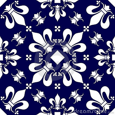 Seamless Vintage Pattern [1]