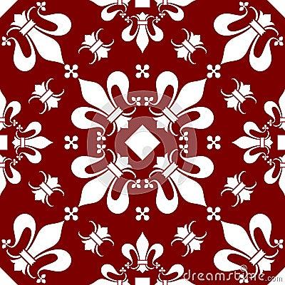 Seamless Vintage Pattern [2]