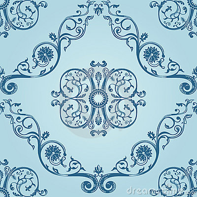 Seamless vintage pattern texture background