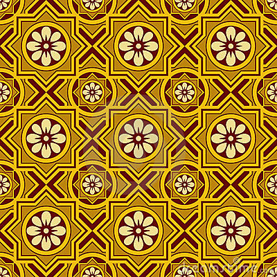 Seamless Wallpaper Background Tile