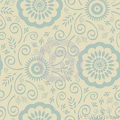 Free Seamless Wallpaper Pattern Stock Image - 1586051