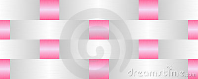 Seamless Weave Background Vector
