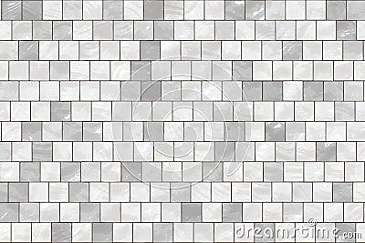Seamless White Tiles Royalty Free Stock Photo Image 14496975