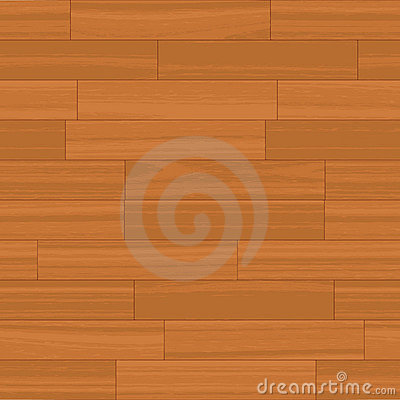 Free Seamless Wood Floor Vector Stock Photo - 8124250