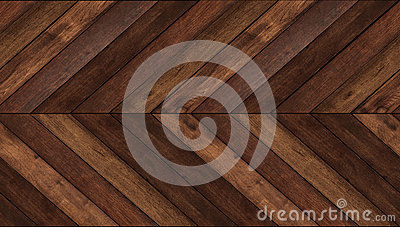 Seamless wood pattern texture background, askew wood for wall and floor design Stock Photo