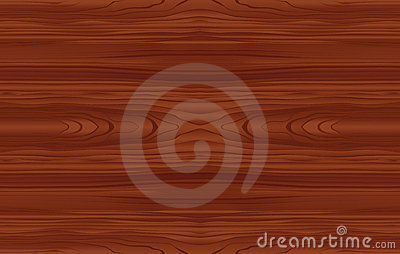 Seamless Wood Pattern (Vector)