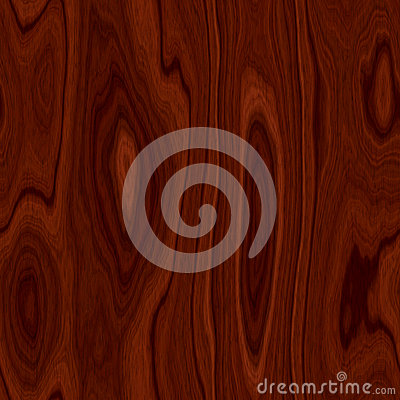 Seamless wood texture background red