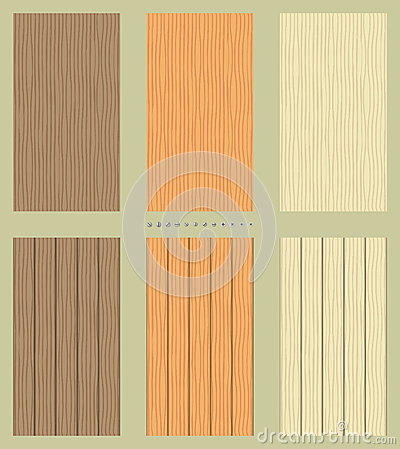 Seamless wooden backgrounds