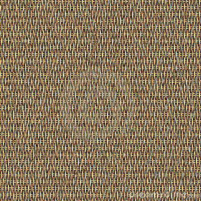 Free Seamless Woven Wicker Material Royalty Free Stock Photography - 8066557