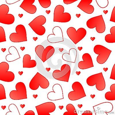 Seamlessly valentine