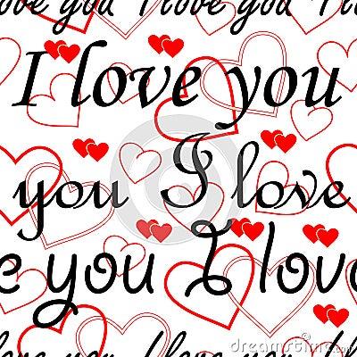 Seamlessly valentine wallpaper