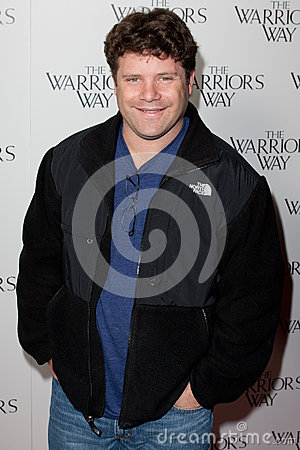 Sean Astin Editorial Stock Image
