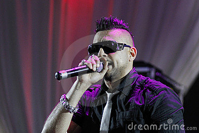 Sean Paul Editorial Stock Photo