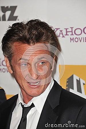 Sean Penn Editorial Stock Image