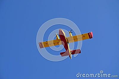 Seaplane (horizontal)