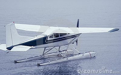 Seaplane ready for Take Off