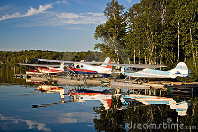 Seaplanes of Northern Maine