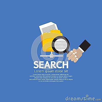 Search Concept.