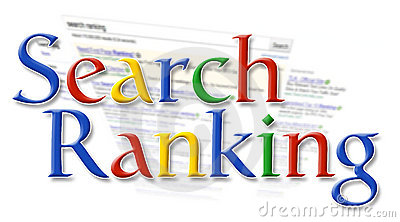 Search Engine Ranking Editorial Image