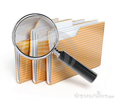 Search Files - 3d Icon Stock Images - Image: 11435474: www.dreamstime.com/stock-images-search-files-3d-icon-image11435474