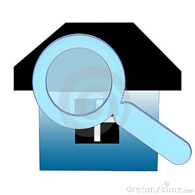 Search Home Logo Royalty Free Stock Image Image 5173036