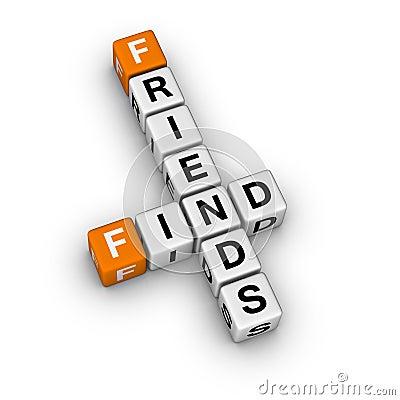 Search new friend