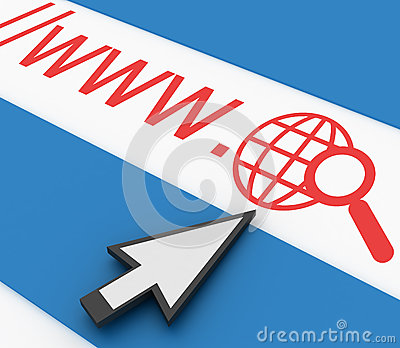 Search and research icon
