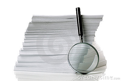 Searching for document
