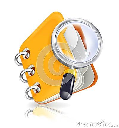 Searching a folder,