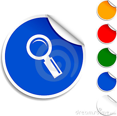 Searching  icon.