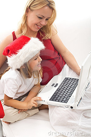 Searching for the perfect christmas gift online