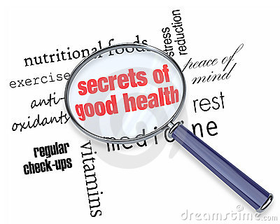 Searching for the Secrets of Good Health