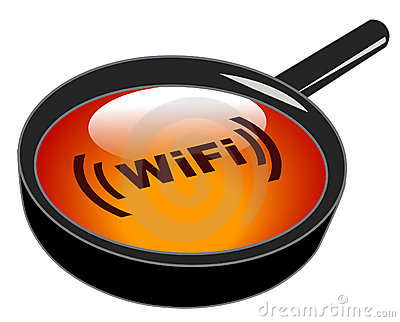 Searching for wifi