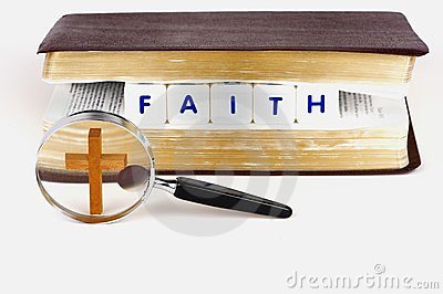 Searching Your FAITH