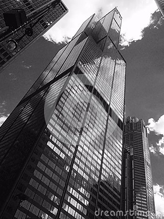 Sears Tower Clip Art