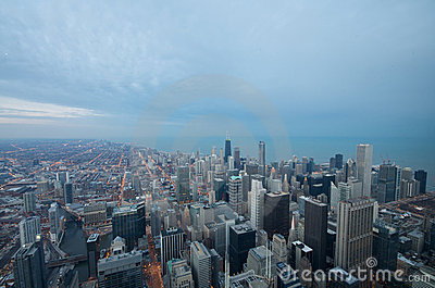Sears Tower View Chicago